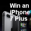 Win an iPhone 7 Plus