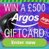 Win an Argos voucher